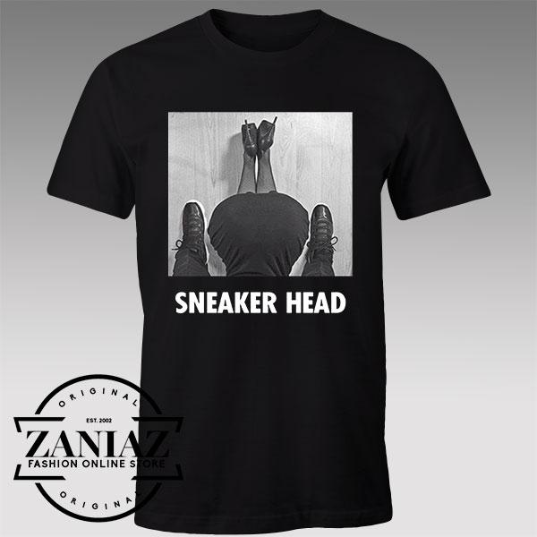 0105c00f29c Tshirt Sneakerhead Clothes Custom Tees Womens and Mens