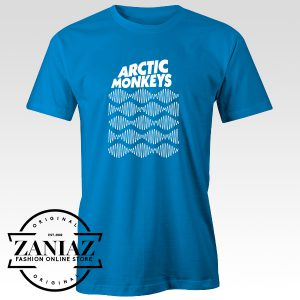 Buy Tshirt Arctic Monkeys Wave Noise Popular