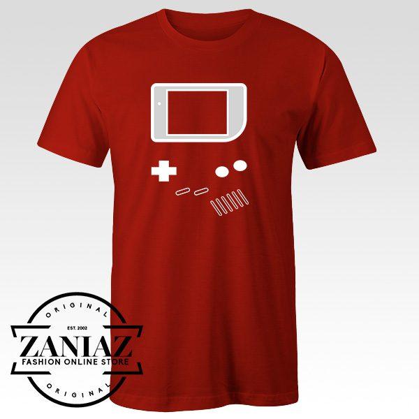 Buy Tshirt Game Boy Tshirts Woman Tshirts Mens Size S-3XL