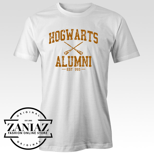 9aec167a Buy Tshirt Hogwarts Alumni Harry Potter - Cheap Kids Clothes