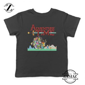 Buy Tshirt Kids Adventure Time Party