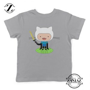 Buy Tshirt Kids Adventure Time Hero