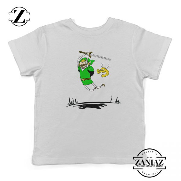Buy Tshirt Kids Adventure Zelda