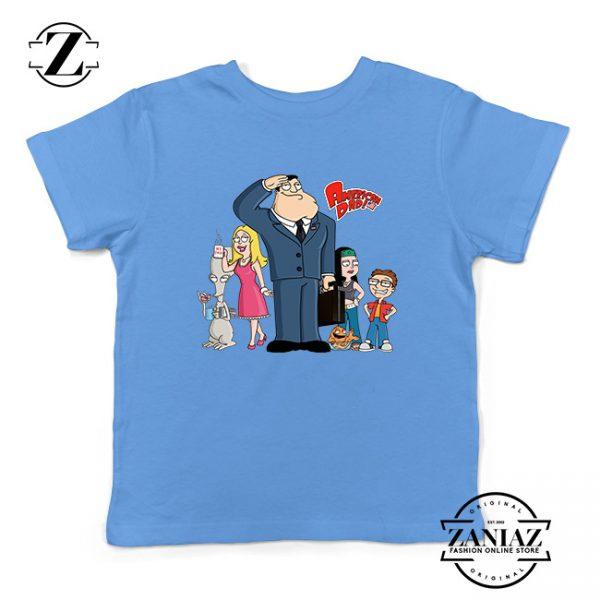 Buy Tshirt Kids American Dad