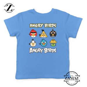 Buy Tshirt Kids Angry Bird Mosnter