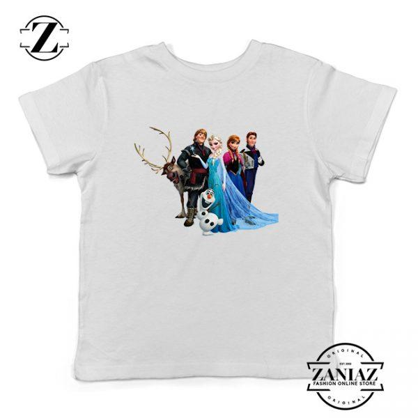 Buy Tshirt Kids Disney Frozen Friends