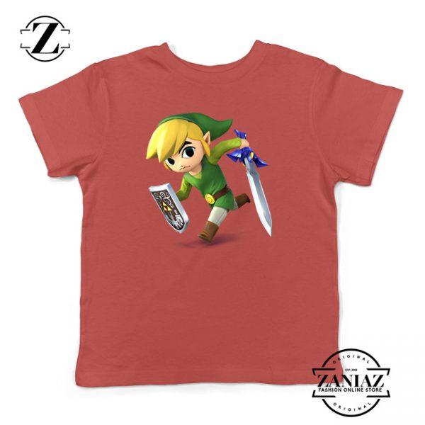 Buy Tshirt Kids Legend Of Zelda Link