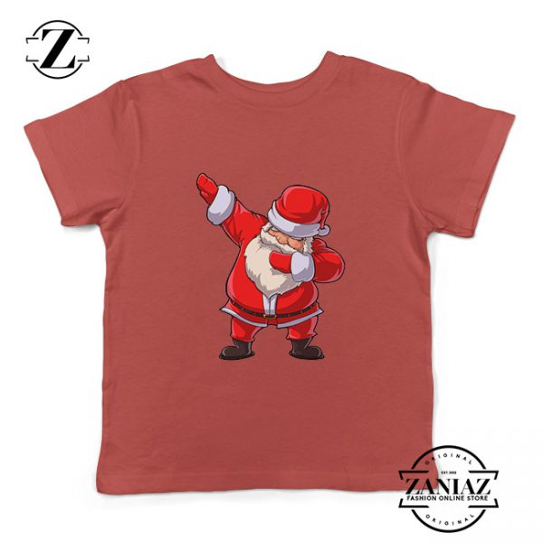 Buy Tshirt Kids Santa Claus Dabbing
