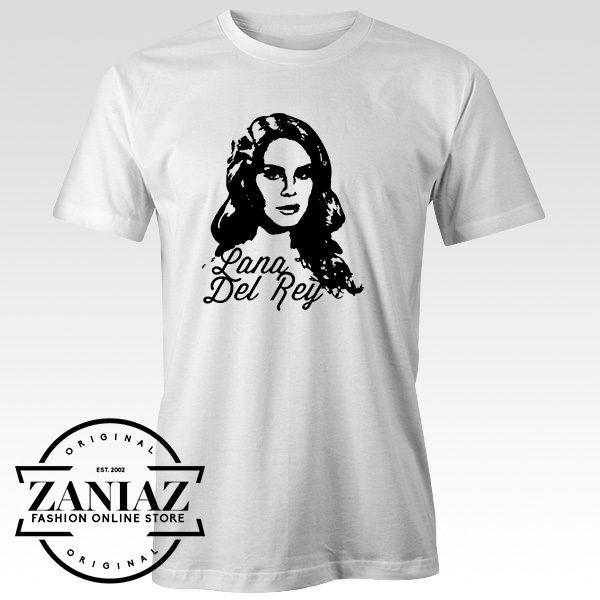 Buy Tshirt Lana Del Rey 01 Tshirts Woman Tshirts Mens Size S-3XL