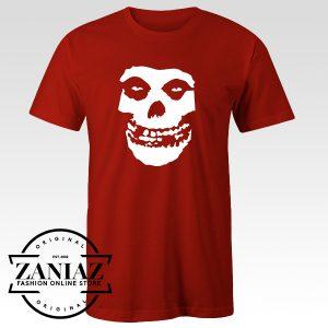 Buy Tshirt Misfits Skull