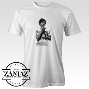 Buy Tshirt One Direction Louis Tomlinson Size S-3XL