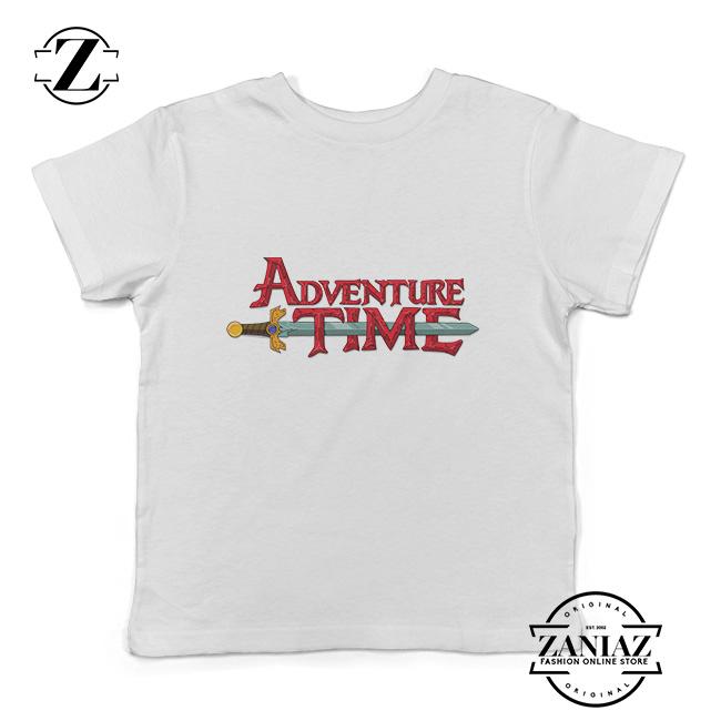 3b520bdcaba0 Custom Tshirt Kids Adventure Time Logo - FASHION GRAPHIC ONLINE STORE