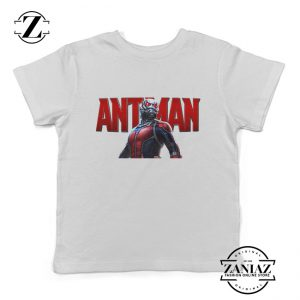Custom Tshirt Kids Ant Man Poster