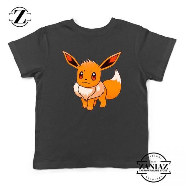 Custom Tshirt Kids Eevee Pokemon