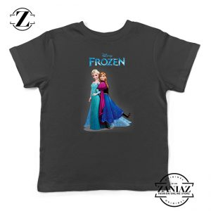 Custom Tshirt Kids Frozen Anna Elsa Poster