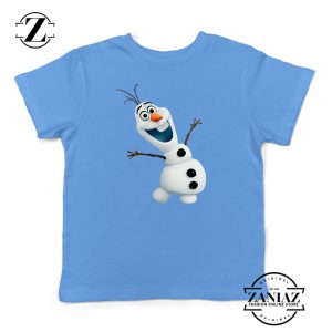 Custom Tshirt Kids OLAF Frozen