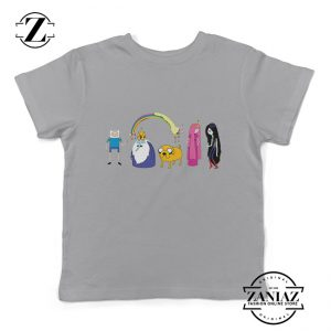 Tshirt Kids Adventure Time Family