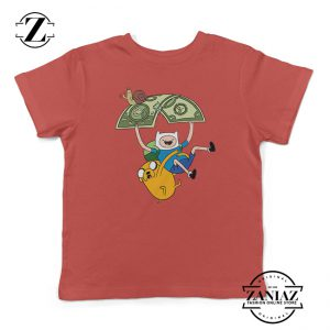 Tshirt Kids Adventure Time Jack and Fine
