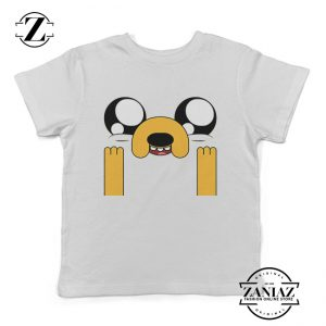 Tshirt Kids Adventure time jack Face