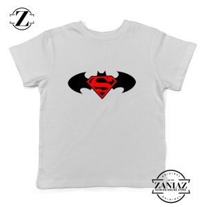 Tshirt Kids Batman Vs Superman logo