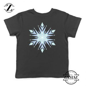 Tshirt Kids Frozen Snow Flake
