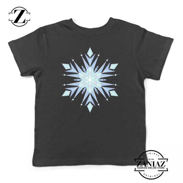 Tshirt Kids Frozen Snow Flake