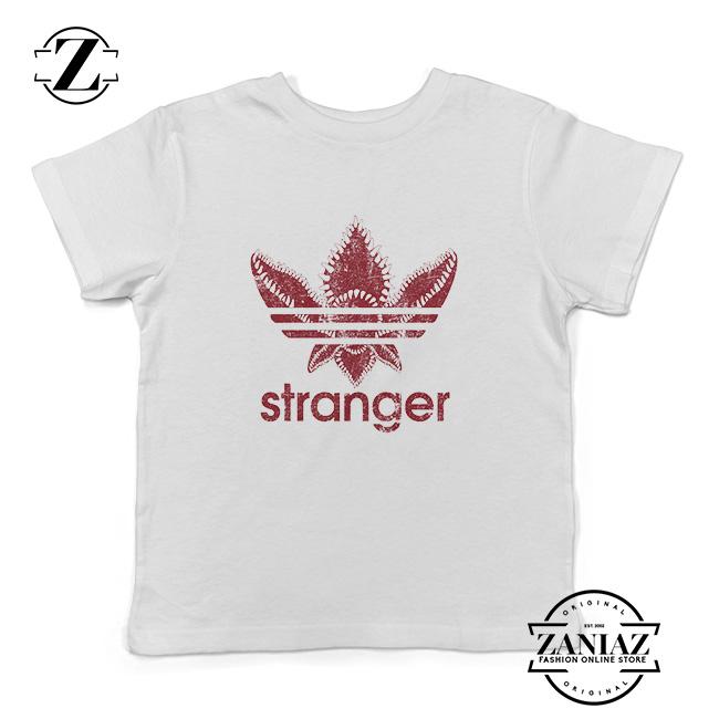 d765fd06976f Tshirt Kids Stranger Things Monster Adidas - Cheap Kids Clothes