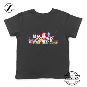 Buy Pokemon Christmas Party T-shirt Kids