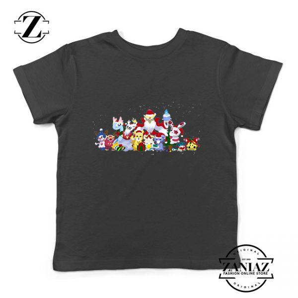Buy Pokemon Christmas Party T-shirt Kids