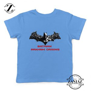 Buy T Shirt Kids Batman Arkham Origin