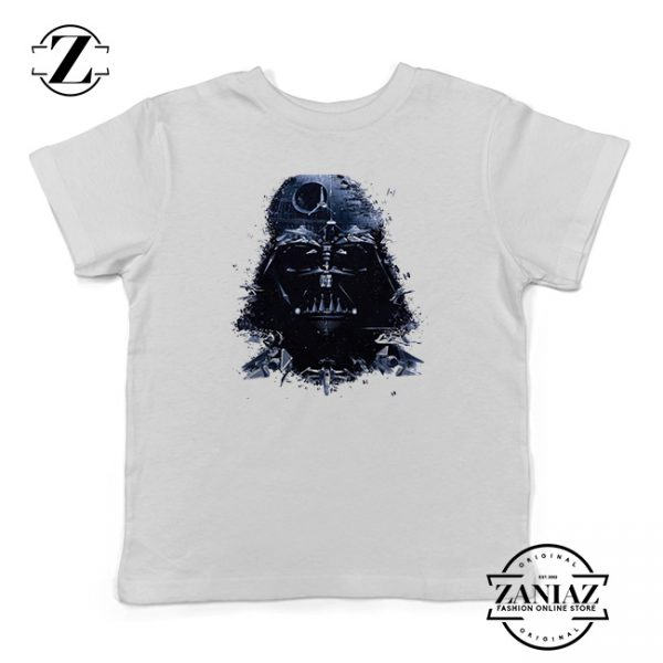Buy T-shirt Kids Darth Vader