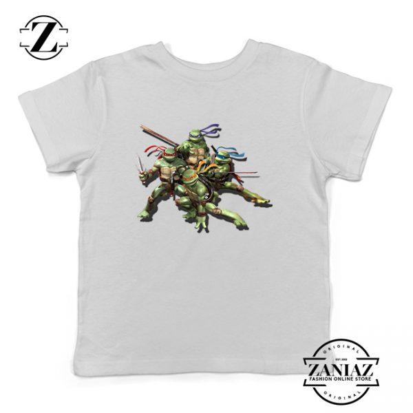 Buy Teenage Mutant Ninja Turtles Tshirt Kids