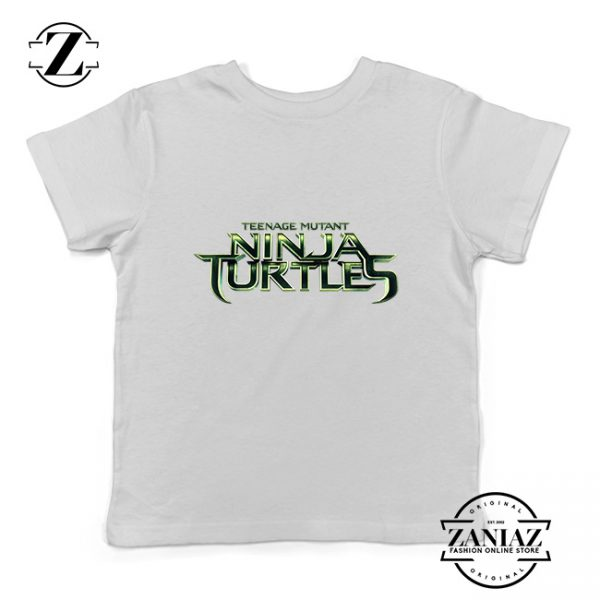 Buy Teenage Shirt Mutant Ninja Turtles Logo