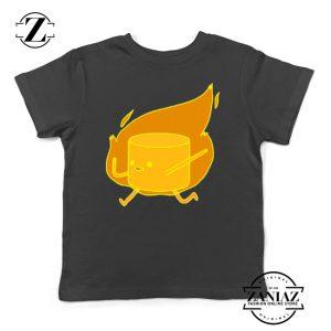 Buy Tshirt Kids Adventure Marshmallow On Fire