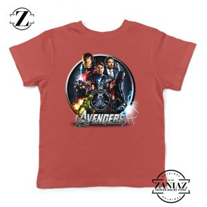 Buy Tshirt Kids Avengers Movie Superhero