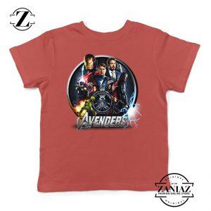 Buy Tshirt Kids Avengers Movie Superhero