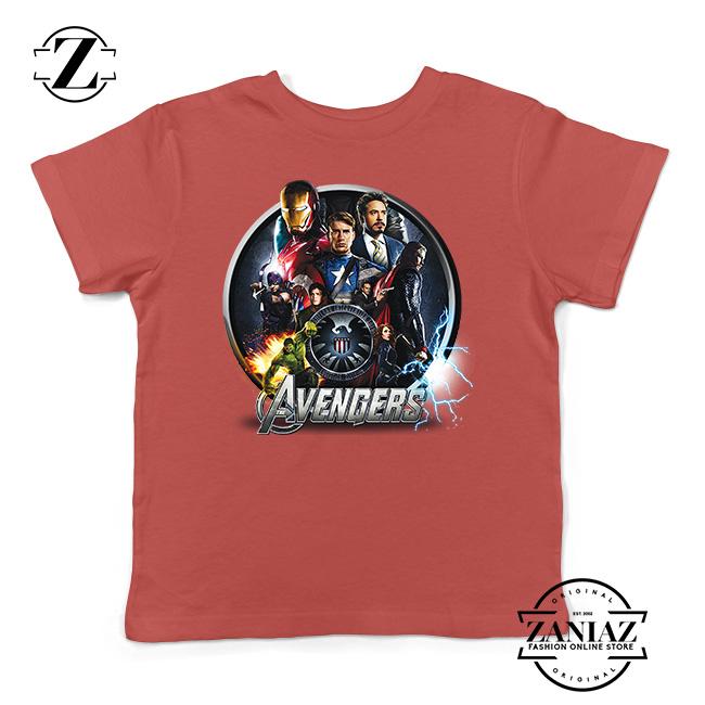 d46944dbdede Buy Tshirt Kids Avengers Movie Superhero - FASHION GRAPHIC ONLINE STORE