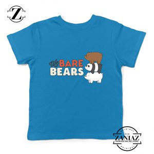 Buy Tshirt Kids Bare and Bears Cute