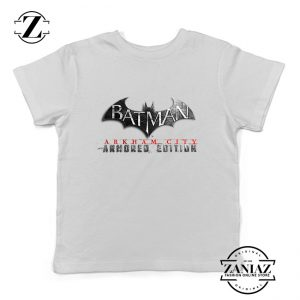 Buy Tshirt Kids Batman Arkham City