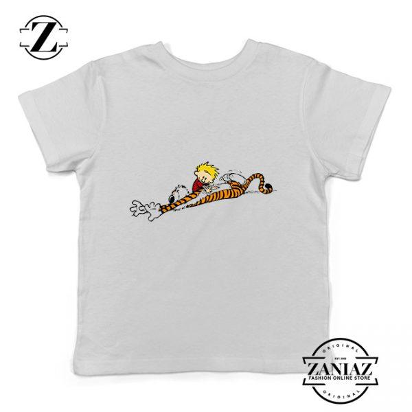 Buy Tshirt Kids Calvin and Hobbes Sleep