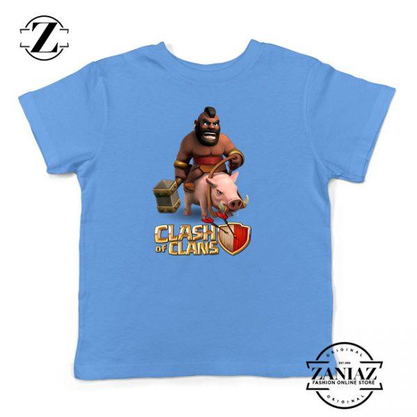 Buy Tshirt Kids Clash Of Clans Build