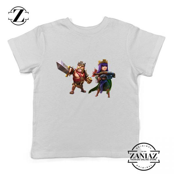 Buy Tshirt Kids Clash Of Clans Couple
