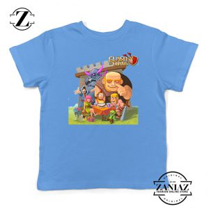 Buy Tshirt Kids Clash Of Clans Family