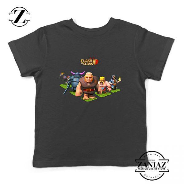 Buy Tshirt Kids Clash Of Clans Hero