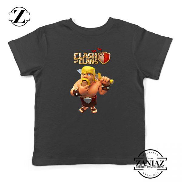 Buy Tshirt Kids Clash Of Clans Hulk