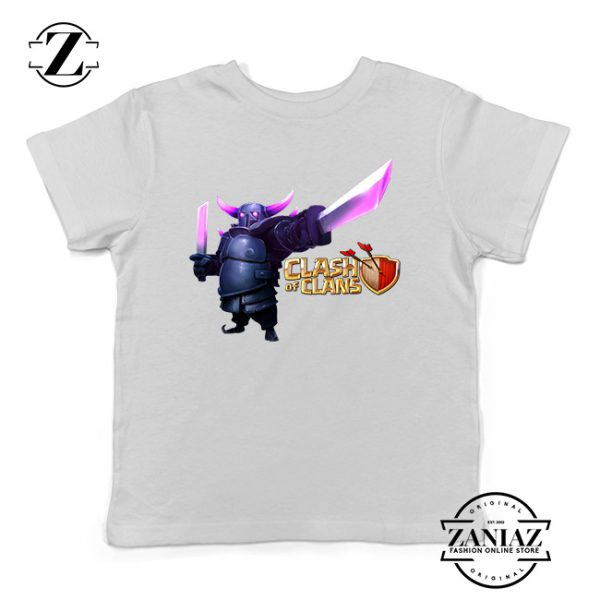 Buy Tshirt Kids Clash Of Clans Monster Army