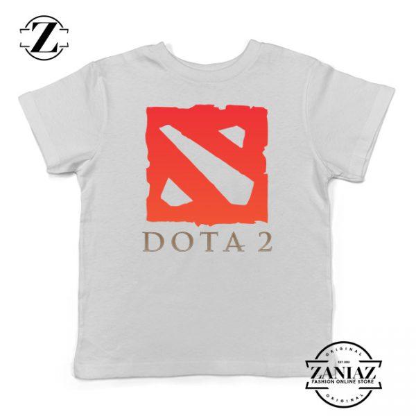 Buy Tshirt Kids DOTA 2 logo