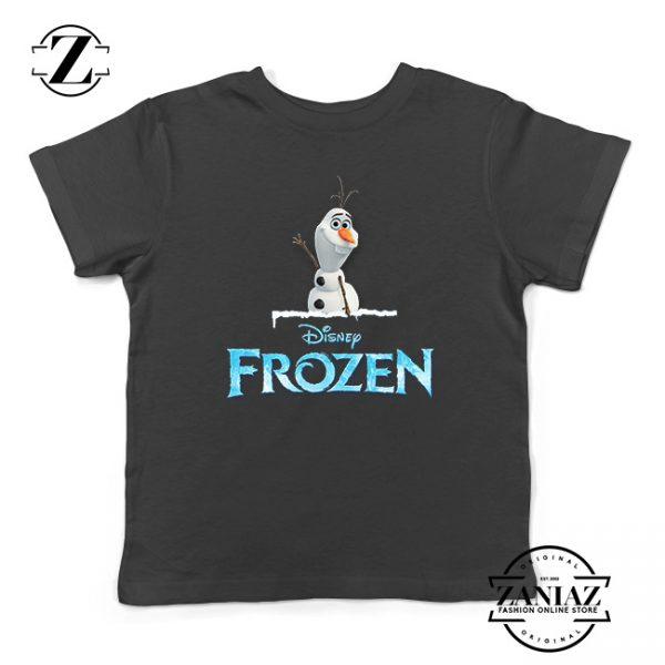 Buy Tshirt Kids Disney Frozen Olaf Poster
