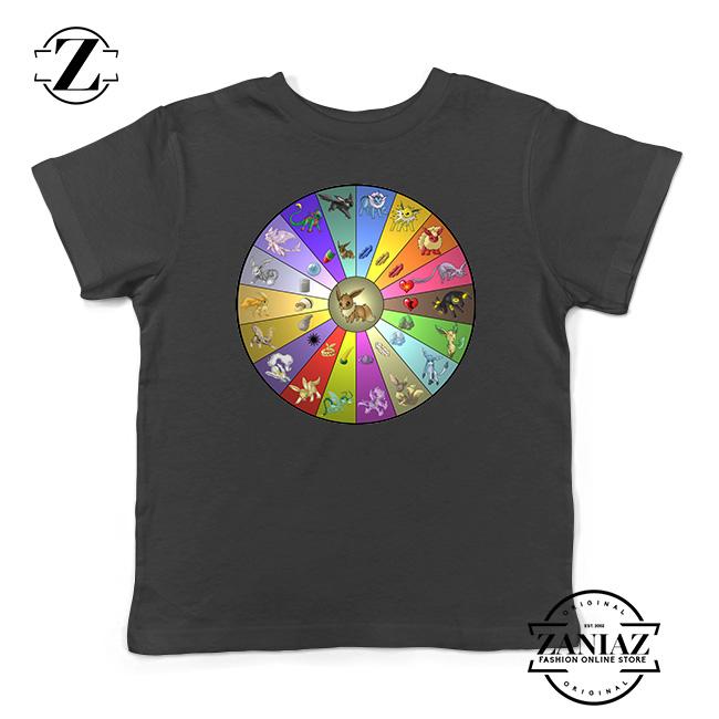 4c35774a Buy Tshirt Kids Evolution Pokemon - Cheap Kids Clothes