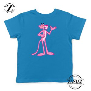 Buy Tshirt Kids Funny Pink Panther